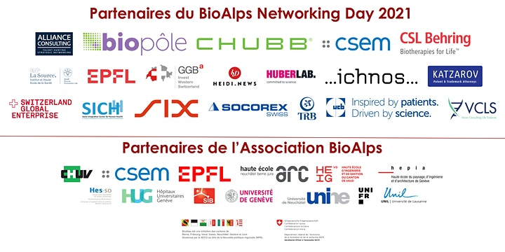 Image pour BioAlps Networking Day 2021