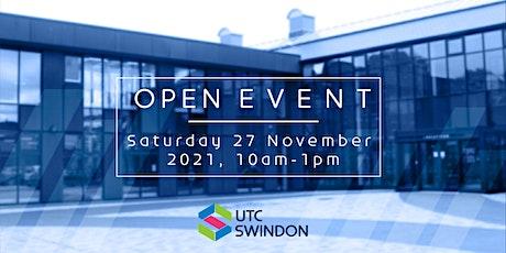 UTC Swindon Open Event tickets