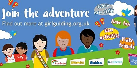 Welcome to Volunteering with Girlguiding Bedfordshire tickets