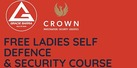 LADIES SELF DEFENCE & SECURITY COURSE tickets