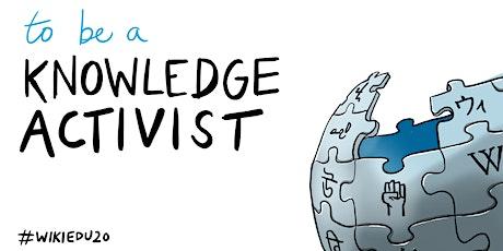 Decolonising Wikipedia Workshop tickets