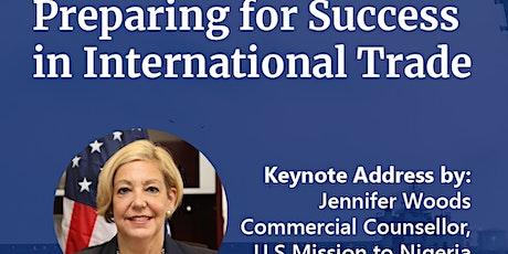 Preparing for Success in International Trade tickets