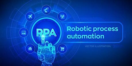 Info Session- Robotic Process Automation Program tickets