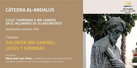 Cátedra Al-Andalus: homenaje a Ibn Gabirol en el milenario de su nacimiento entradas