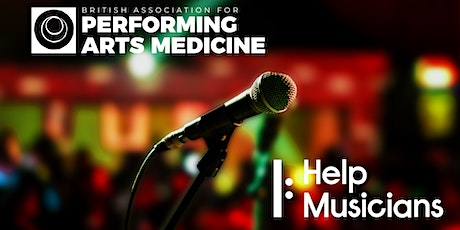 Back to Performance: Looking After Your Voice: A Guide To Vocal Health tickets