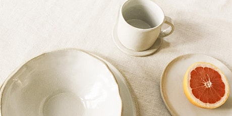 Taster Pottery Class: Make your own breakfast set tickets