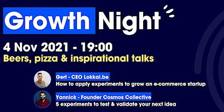 Growth Night tickets