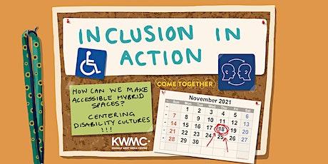 Creative Inclusion Lab billets