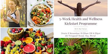 5-Week Health and Wellness Kickstart Programme, Irby, Wirral tickets