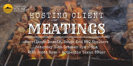 Hosting Client Meatings tickets