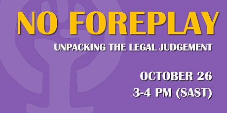 No Foreplay: Unpacking the Legal Judgement tickets