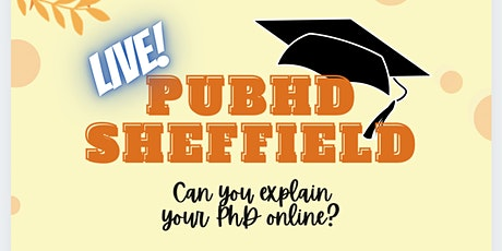 PubHD Sheffield -  October 2021 *Free Event* tickets