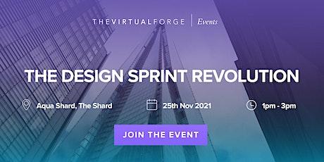 The Design Sprint Revolution tickets