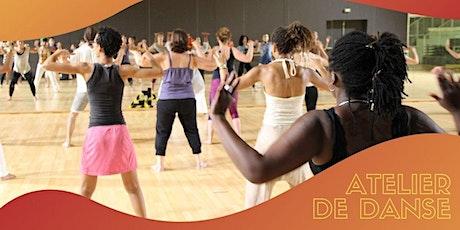 31 oct | Atelier de danses afro-antillaise avec Chantal Loïal 31/10/2021 @ billets