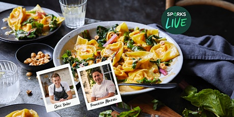 Sparks Live: November Cook-a-long, with Chris Baber and Francesco Mazzei tickets