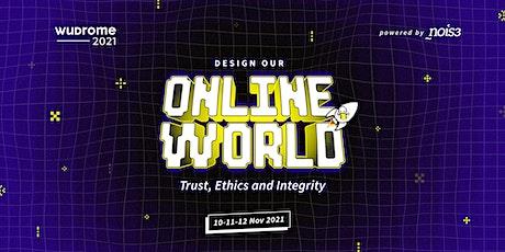 WUDRome2021 - World Usability Day Rome biglietti