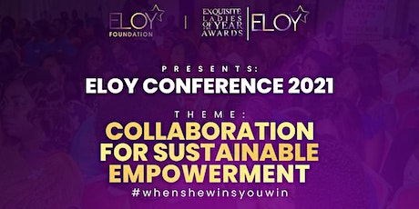 ELOY CONFERENCE 2021 tickets