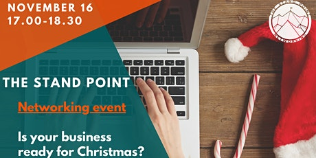 Networking event- Is your business ready for Christmas? tickets