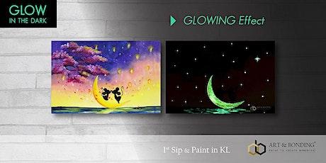 Glow Sip & Paint : Glow - Mickey & Minnie's Moonboat tickets