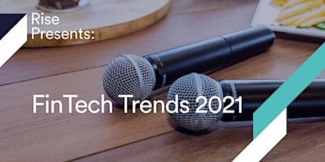 Rise Presents: FinTech trends 2021 tickets