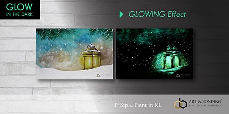 Glow Sip & Paint : Glow - Light It Up tickets
