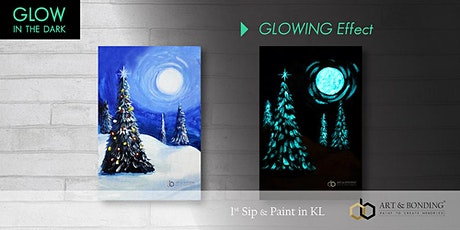 Glow Sip & Paint : Glow - Winter Christmas tickets
