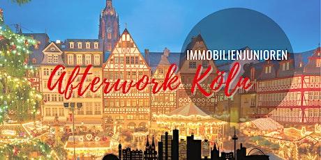 Afterwork Köln - Jahresausklang 2021 Tickets