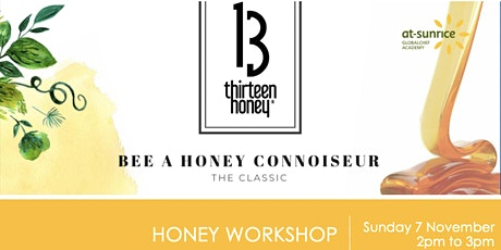 Sunday Luxe Series: Bee a Honey Connoisseur tickets