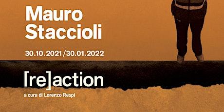 Mauro Staccioli [re]action - Visita guidata biglietti