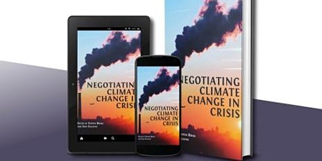 Book Launch - Negotiating Climate Change in Crisis tickets