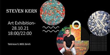 Meet STEVEN KERN - Art Event tickets