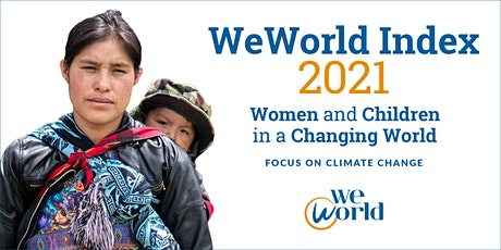WeWorld Index 2021 biglietti