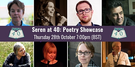 Seren at 40: Poetry Showcase with Amy Wack tickets