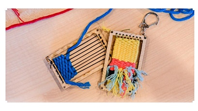 CCKPL: Mini-Loom Weaving | MakeIT x Time of Your Life tickets