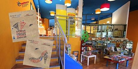 Lettura Animata nel bookshop di Explora biglietti