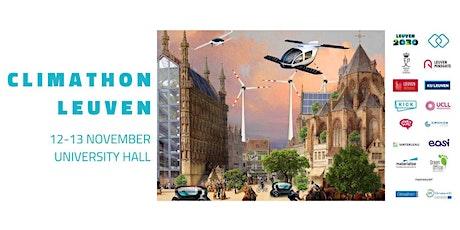 Climathon Leuven billets