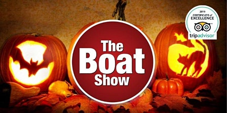 Halloween Special  @ The Boat Show Comedy Club and Popworld Nightclub tickets