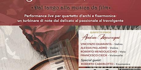 «TANGO MUSIC SENSATION» biglietti