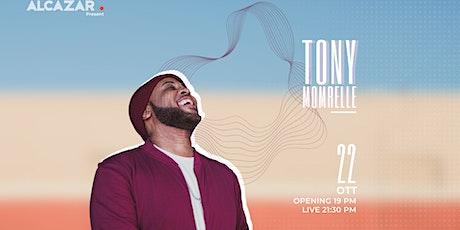 Tony Momrelle @ Alcazar Live biglietti