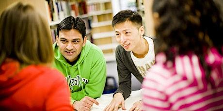 Postgrad research opportunities  in social, behavioural & health sciences. tickets