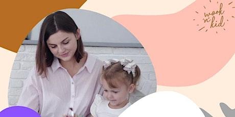 Childcare Playgroup Kinderbetreuung Spielgruppe Krabbelgruppe Tickets