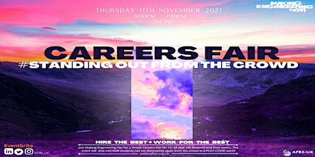 CAREERS FAIR: Standing out from the crowd – A Careers Event Evening biglietti