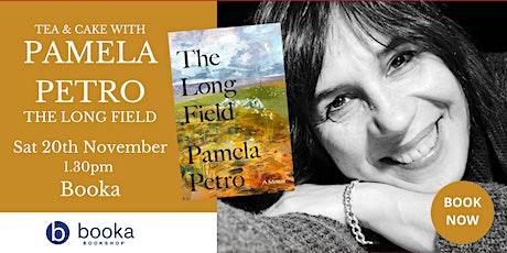 Pamela Petro - The Long Field tickets