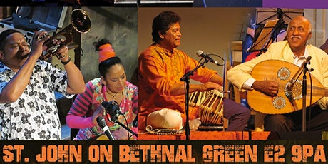 Sounding Bethnal Green - World Music Concerts - Fridays 7pm tickets