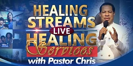 HEALING STREAMS LIVE HEALING SERVICES. tickets