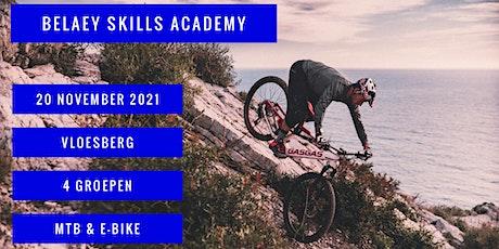 Belaey Skills Academy met Kenny & Wesley Belaey & Emile Mattheeuws billets