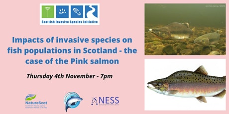 Impacts of invasive species on fish populations -  the Pink salmon tickets