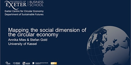 Mapping the social dimension of the circular economy tickets