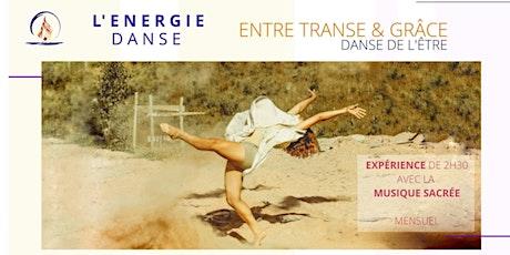 L'ENERGIE DANSE (2h) Danse de l'Être et libération billets