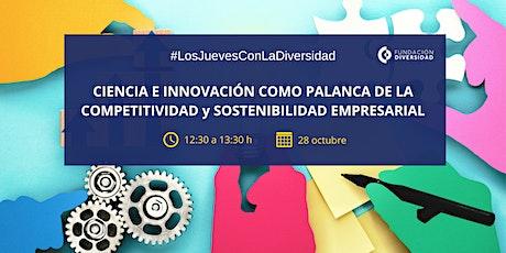 Ciclo de webinars sobre Diversidad & Innovación tickets